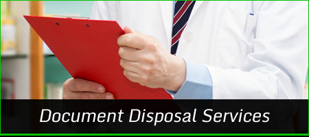 Document Disposal Services